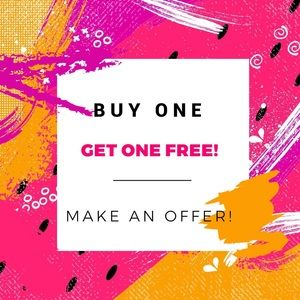 Other - BUY ONE GET ONE FREE!!
